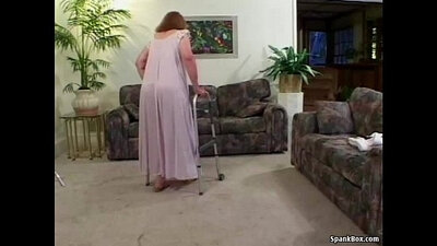 Granny Lady Homemade Porn