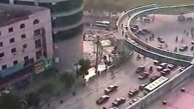 Shanghai hidden webcam