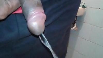 Me peeing nice
