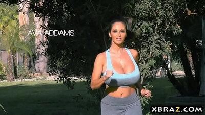 Hot swingers with giant boobs pornstar Cristy Nicole fucks