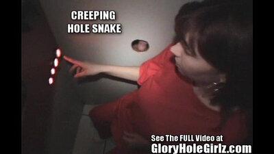 He Swallows Milk And Gloryhole