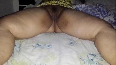 bbw fiancé gets rimmed and eats cum
