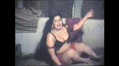 BUSTY MILF SANJILLA FORCE uses her boobs