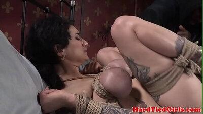 Angel Di Marzocchi Glaciótra in - Complete Sex Bondage Anal