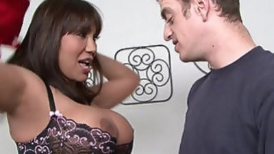 big titted stepmom pounded on all fours
