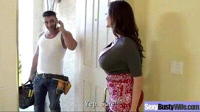 Big Tits Perfect Mom Gets Banged On Dick