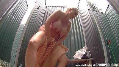 Young Blondes Fuck Each Other And Try A Hard Anal