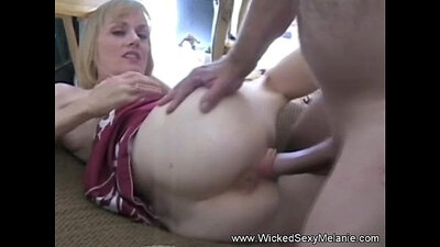 Exotic amateur gets anal fucked