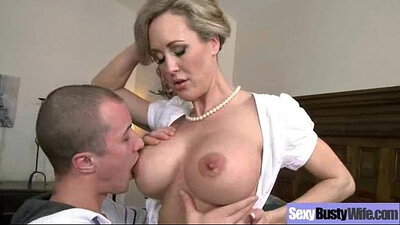 Brandi Love Stripping Wife And Makes Porn