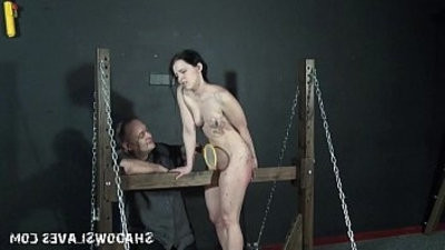 Teen amateur bondage Discipline and extreme pussy to rips of kinky Kami in anguish