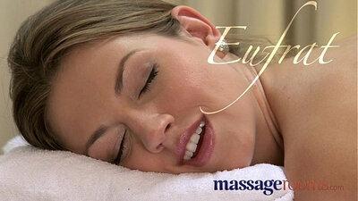 Cumshot After A Massage With His Masseur
