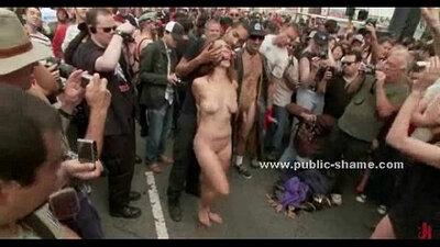 Adrianna Marie is taking a few naked sluts