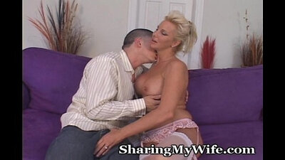 Two fantastic mature and young boy seduce one wicked doll