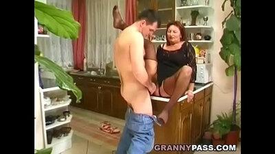 My Hairy Pussy Kitchen