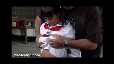 Bondage bandage worship and hands job first time We brought in the finest