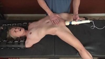 Jessie aggressive Orgasm