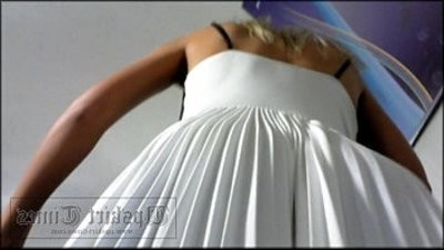 hot blondy upmicro skirt